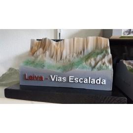 LEIVA - VIAS DE ESCALADA