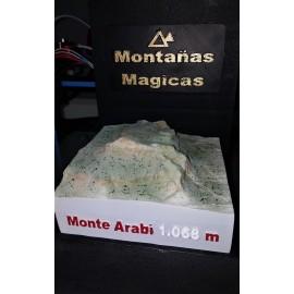 Monte Arabi 1.068 m