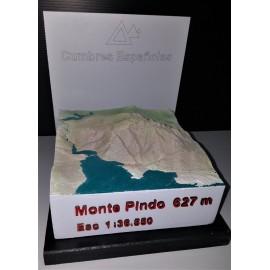 MONTE PINDO 627 m